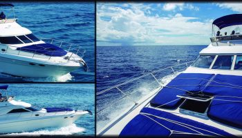 Caribbean Dream Yacht - Collage Yacht