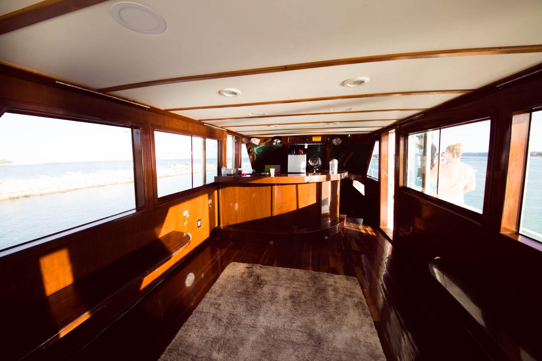 57 foot yacht