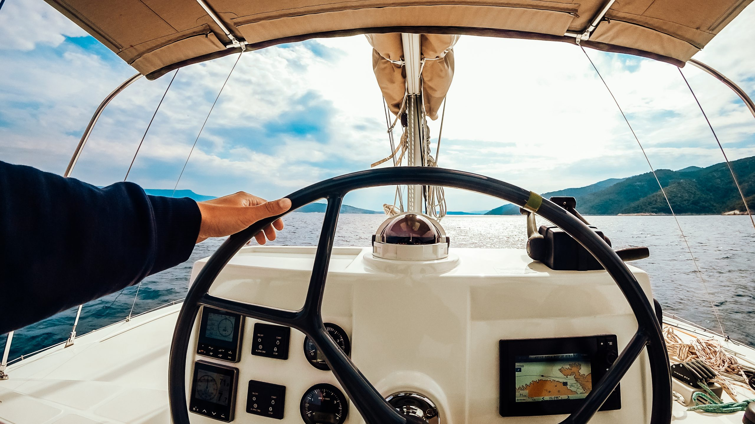 how save money on a yacht charter