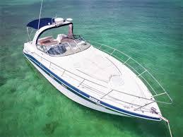 vista 37 four winns yacht