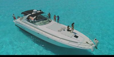 Sea Ray Cancun 55-foot Yacht