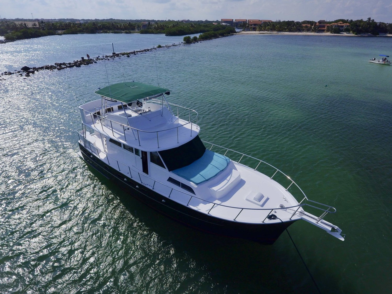 big yacht option
