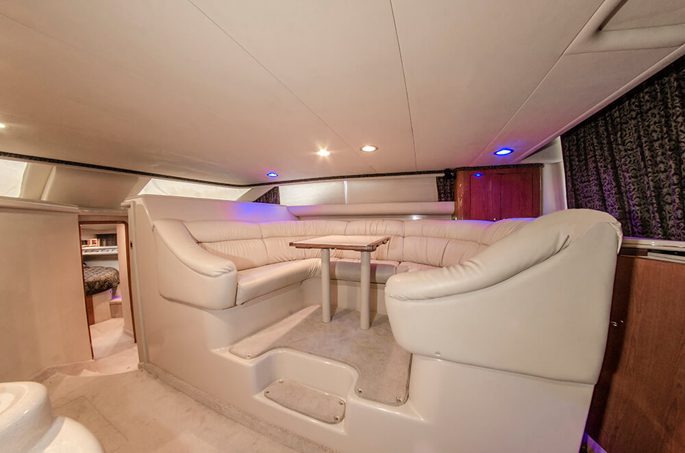 sea ray luxury yacht playa del carmen