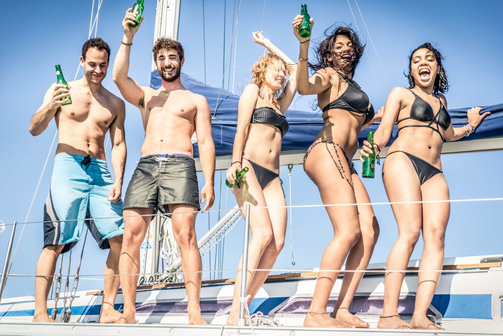 What You'll Get with Our Boat Rental Party